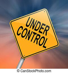 control., alatt