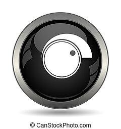 control de volumen, icono