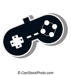 control game console