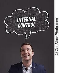 control, marketing., tecnología, pensamiento, about:, joven, empresa / negocio, interno, internet, hombre de negocios