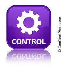 Control (settings icon) special purple square button