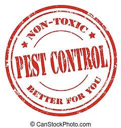 control-stamp, 有害物