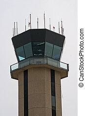 Control Tower 1 - Airport control tower