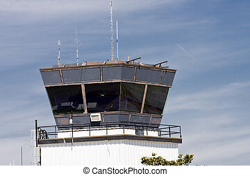 Control Tower Antennas