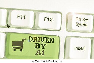 controlado, society., pp de drive, a1., calidad, o, foto, conductor, movimiento, cima, actuación, texto, señal, conceptual