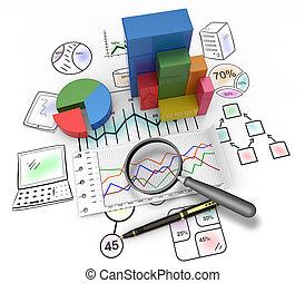 controlar, empresa / negocio