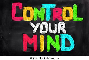 controle, conceito, mente, seu