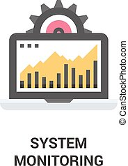 controle, systeem, pictogram