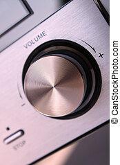 controle volume