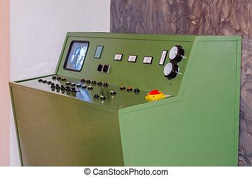 Controller, control center