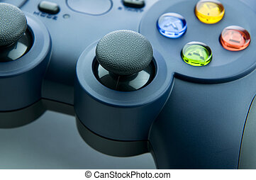 Picture of a modern controller.