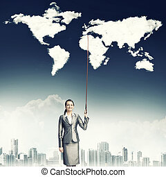 Controlling the whole world