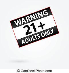 controllo, soltanto adulti, parentale