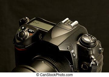 Controls of Modern Digital Camera