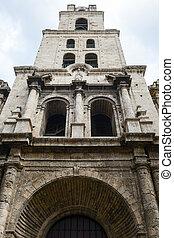 Convent San Francisco de Asis in Havana