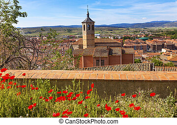 Convent Santa Maria Avila Ancient Medieval City Cityscape ...