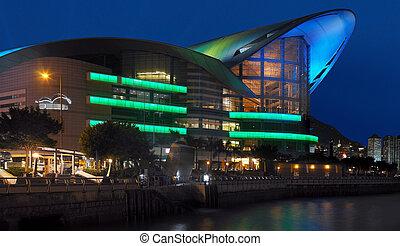 Convention Center - Hong Kong - The Hong Kong Convention and...