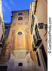 Convento de San Agustin in Malaga