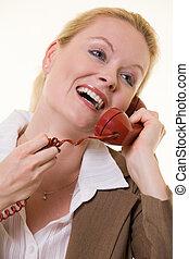 conversa telefone