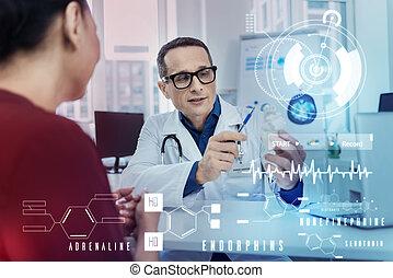 conversation, coeur, sien, patient, docteur, fiable, miniature, quoique, projection