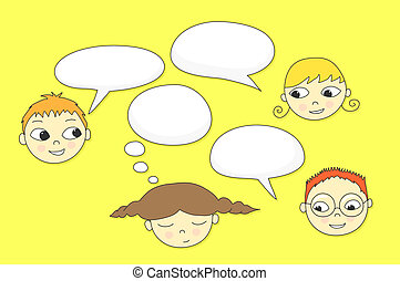 conversation, gosses