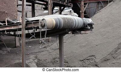 Conveyor at Mining Careers 01