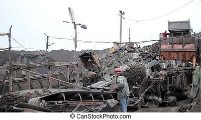 Conveyor at Mining Careers 06