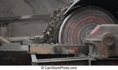 Conveyor at Mining Careers 08