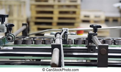conveyor print house - equipment print factory printing...