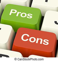 convictos, llaves, alternativas, pros, análisis,...