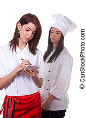 Cook and service force is maintained - Service and cook...