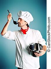 cook artist