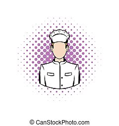 Cook comics icon