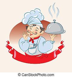 cook, vector