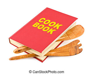 cookbook, kitchenware