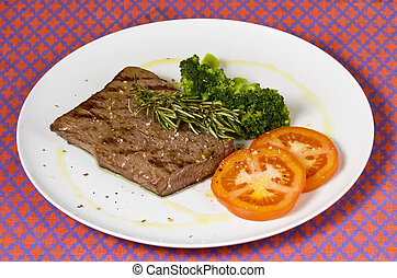 cookedrump steak