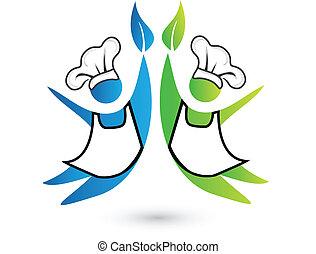 Cookers teamwork logo