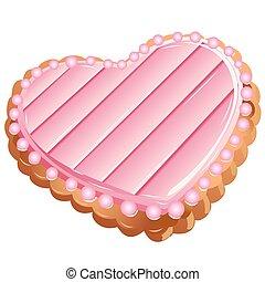 cookie-heart
