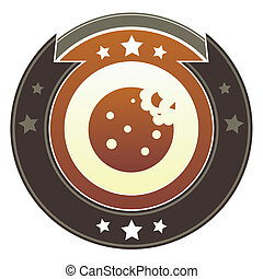 Cookie imperial button