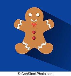cookie pain épices