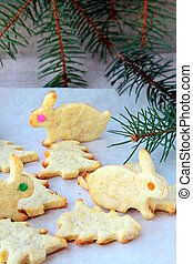Cookies for Christmas and new year