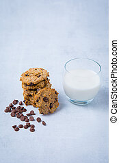 Cookies Milk Recipe