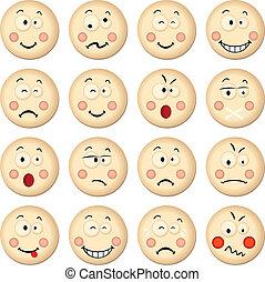 Cookies Smiles