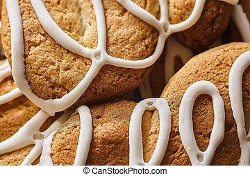 Cookies texture detail 2