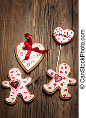 Cookies Valentine's Day