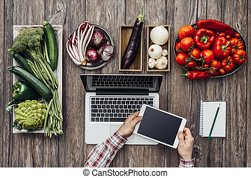 Cooking and technology
