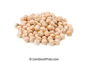 Cooking ingredient series chickpea. for adv etc. of restaurant, grocery, and others.
