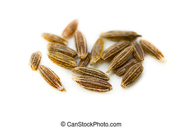 cumin seed - Cooking ingredient series cumin seed. for adv ...