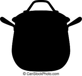 Cooking pot (pan)