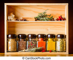 Cooking Spices and Ingredients